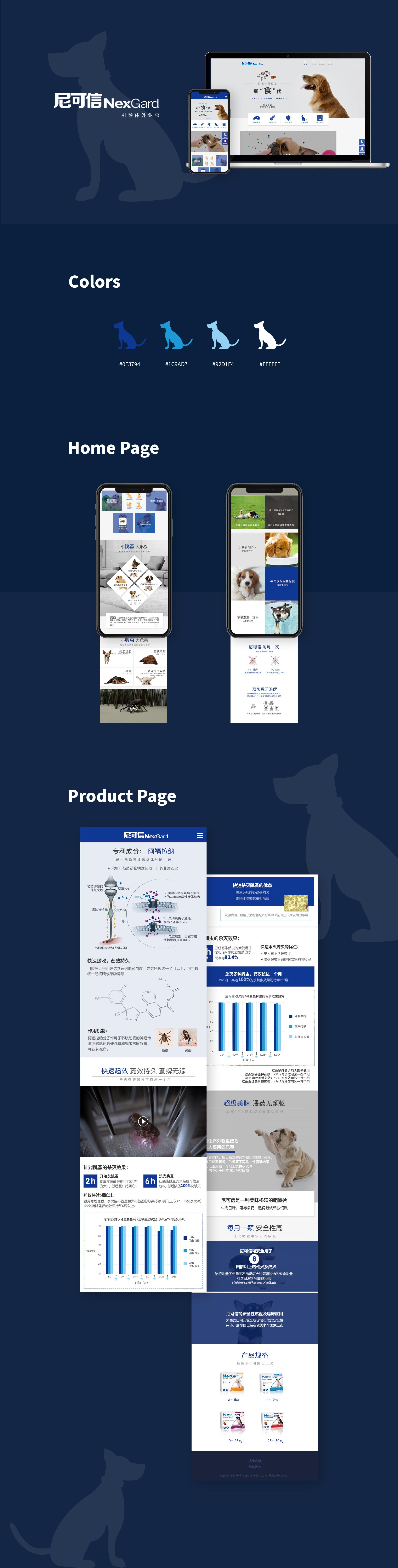 尼可信网站ui设计