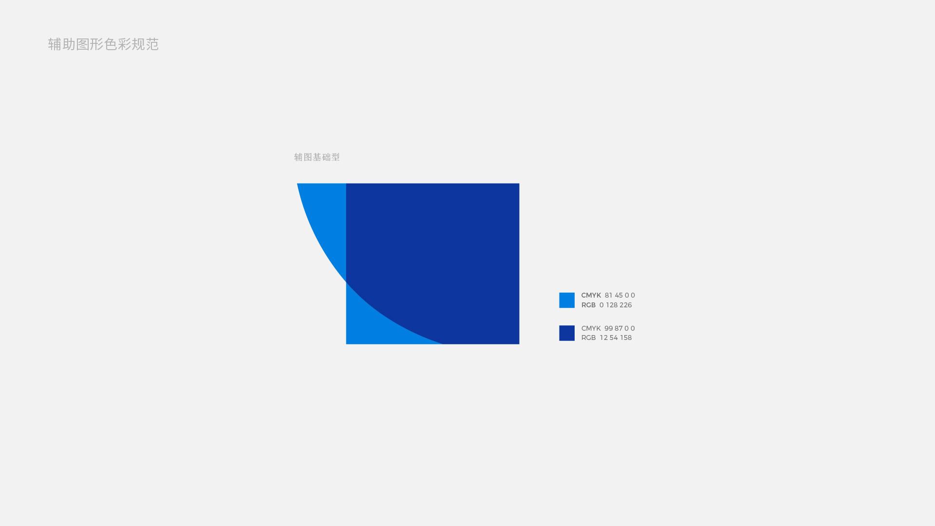 中新产元VI辅助图形色彩规范