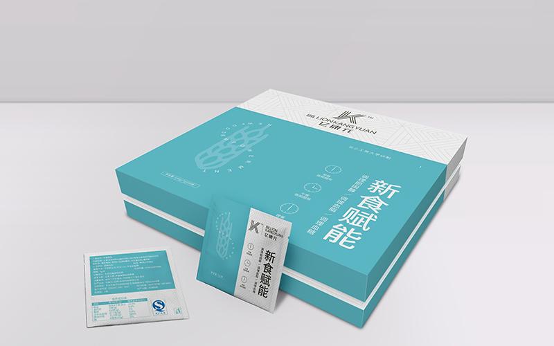 亿康元保健品包装设计