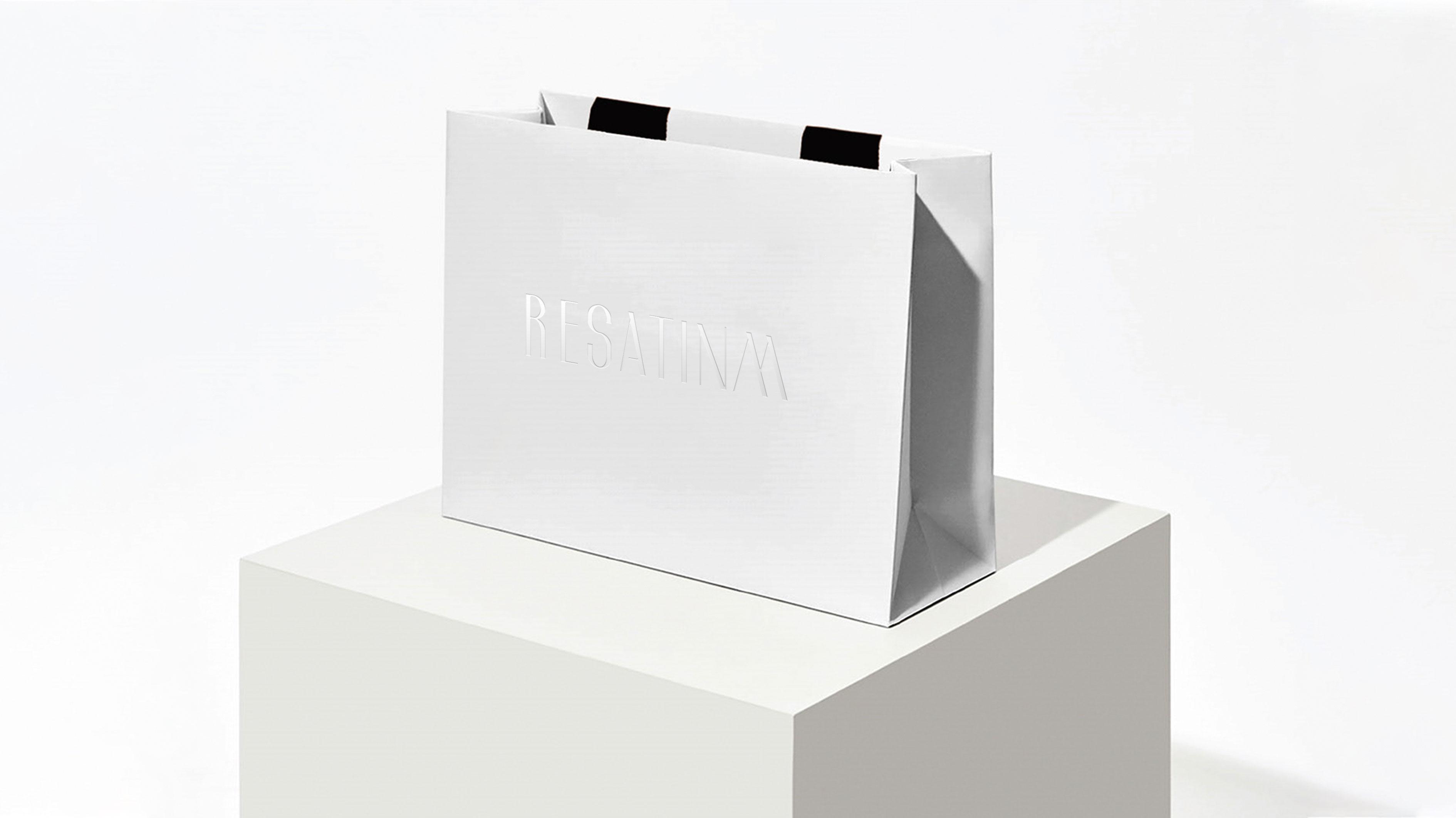 化妆品手提袋设计