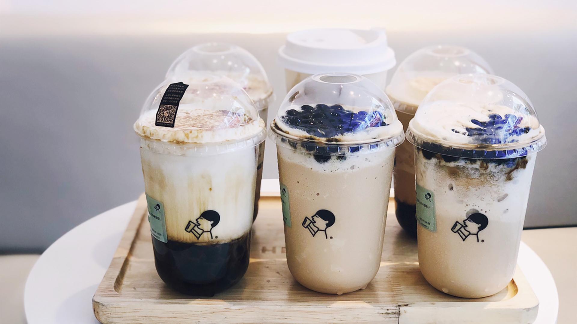 茶饮品牌定位