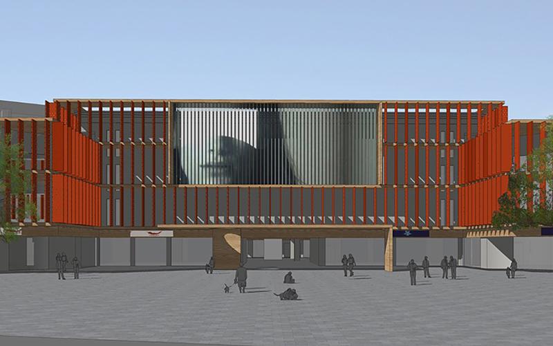 碧桂园商业楼空间改造设计