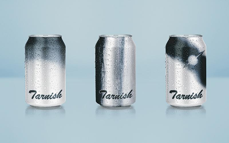 Tarnish冰啤包装设计