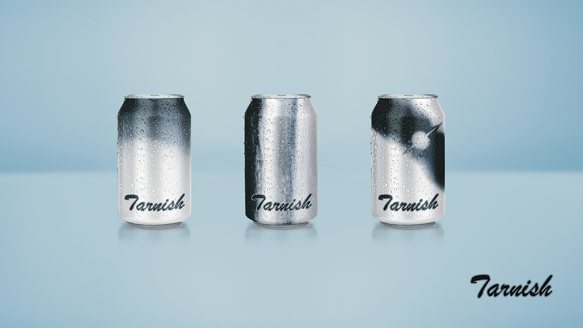 Tarnish冰啤三款包装设计