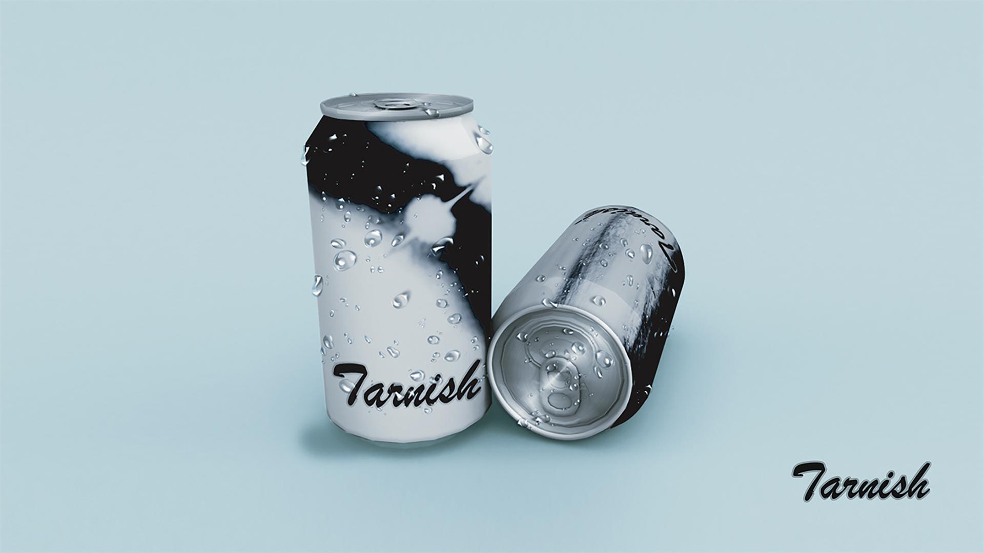 Tarnish冰啤 「星空」包装设计效果图