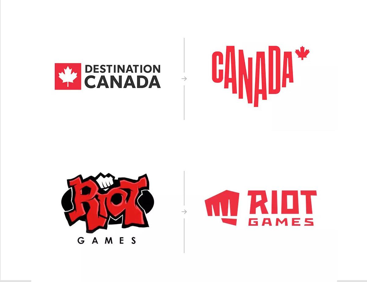 针对原有logo进行造型上的升华设计
