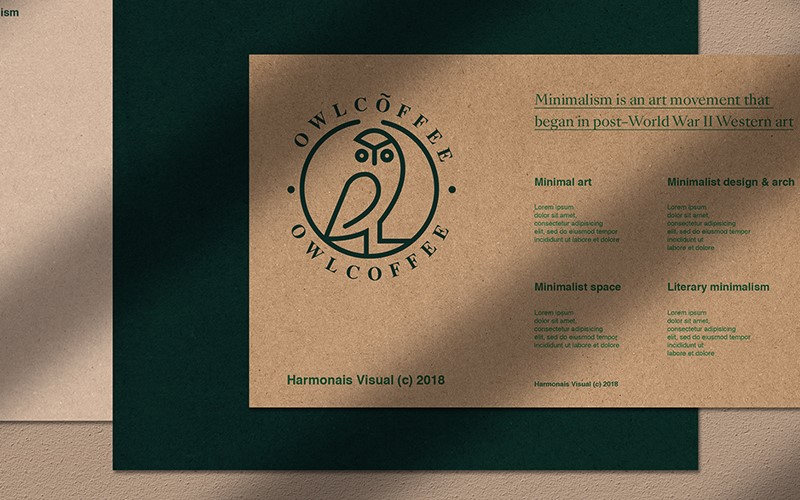 OWLCOFFEE咖啡品牌设计