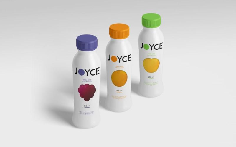 JOYCE果汁品牌包装设计