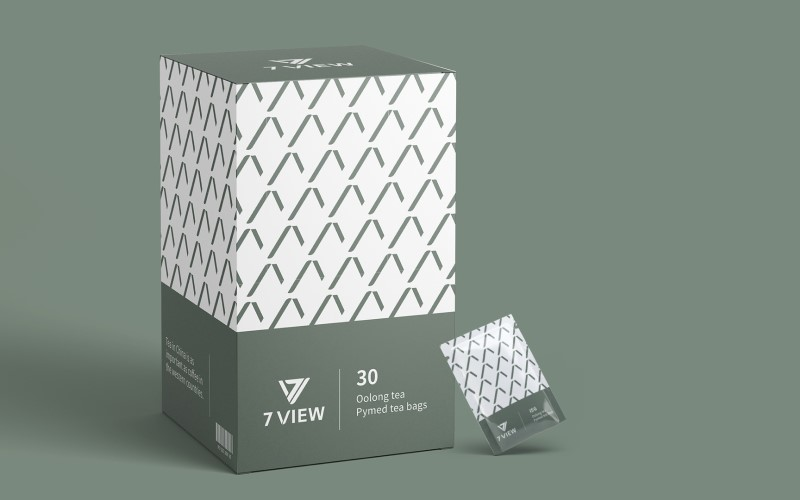7VIEW茶叶包装设计