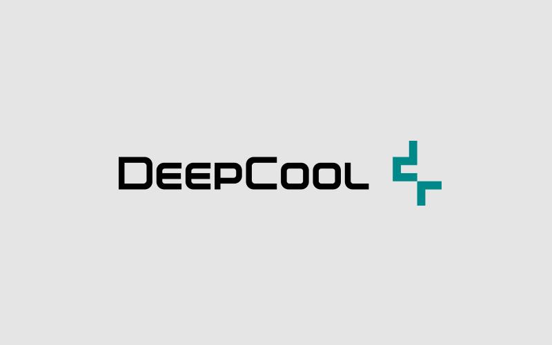 DeepCool九州风神LOGO设计