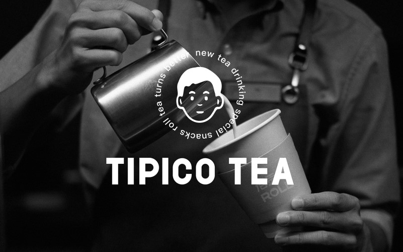 TIPICO TEA咖啡品牌设计